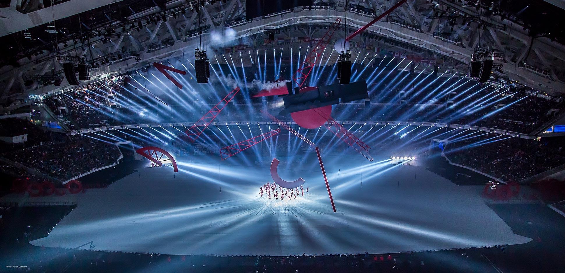 Sochi.Opening
